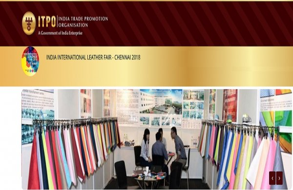 ITPO - India Internacional Leather Fair